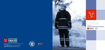 Curso NFPA 1041: Instructor de Incendios I. Pro Board - Falck