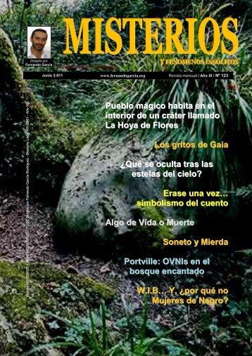 Núm.123 - Revista Misterios