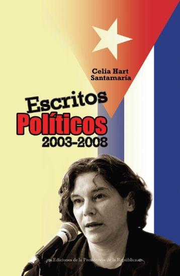 Escritos Politicos Celia Hart - Ministerio del Poder Popular del ...