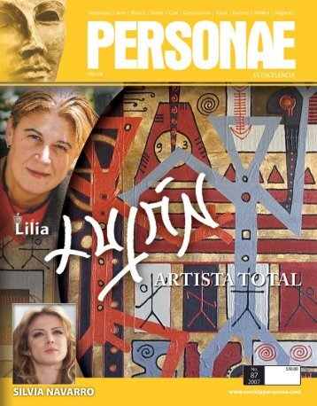 Valentina alazraki - Revista Personae