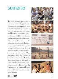 sumario - Memoria y Derechos Humanos en el MERCOSUR