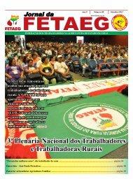 Federação dos Trabalhadores na Agricultura do Estado de - Fetaeg
