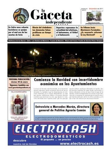 LA GACETA diciembre_Maquetación 1.qxd - Gaceta Independiente