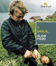 O MANUAL SLOW FOOD - DHnet