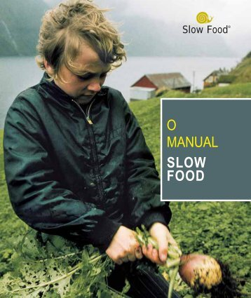 O MANUAL SLOW FOOD - DHnet