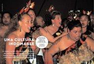 Maoríes - agencia de viajes on line