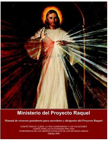 Ministerio del Proyecto Raquel Manual de recursos ... - Project Rachel