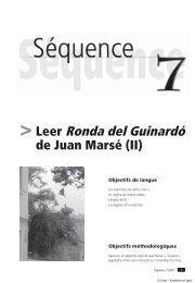 Leer Ronda del Guinardó de Juan Marsé (II) - Académie en ligne