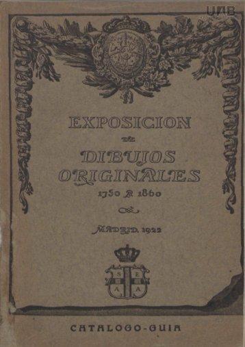 Exposición de dibujos originales