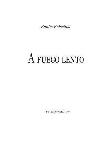 Emilio Bobadilla - Stockcero