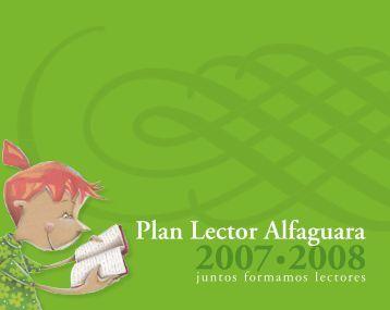 Catalogo Alfaguara 07-08.indd - Santillana