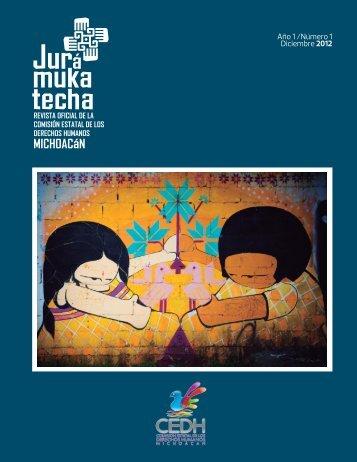 Número I - Comisión Estatal de los Derechos Humanos en Michoacán