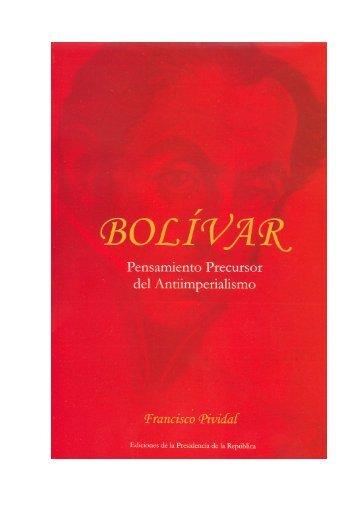 Bolívar - Ministerio del Poder Popular del Despacho de la Presidencia