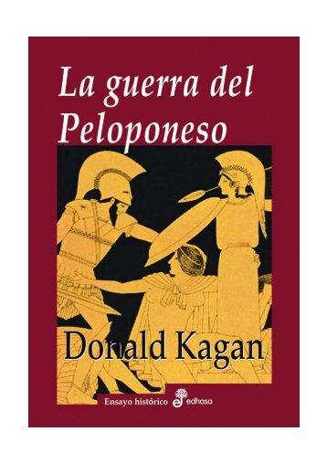 Kagan, Donald - La guerra del Peloponeso - Historia Antigua
