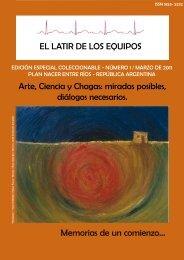 Arte, Ciencia y Chagas - Ministerio de Salud