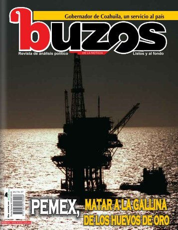 pemex - Revista Buzos