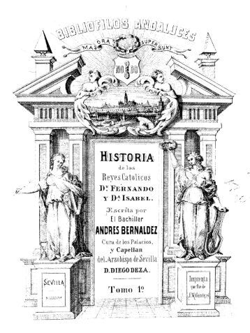 Historia de los Reyes Católicos D. Fernando y Doña Isabel / escrita ...