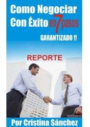Como negociar, en la Negociacion Efectiva - Negocia con exito tu ...