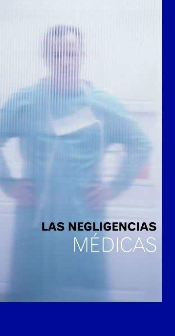Las Negligencias Médicas - Bufete De Lorenzo Abogados