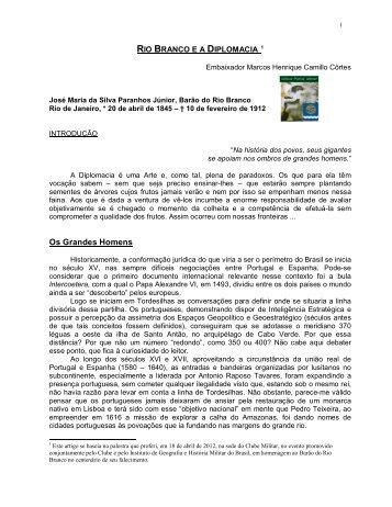 Embaixador Marcos Henrique Camillo Côrtes - FAAP