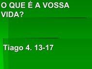Tiago 4.13-17 - Webnode
