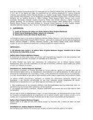 Acta 55 - Municipalidad de Santa Ana