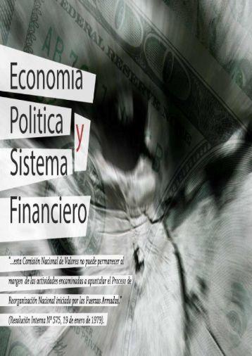 Economía, Política y Sistema Financiero - Comisión Nacional de ...
