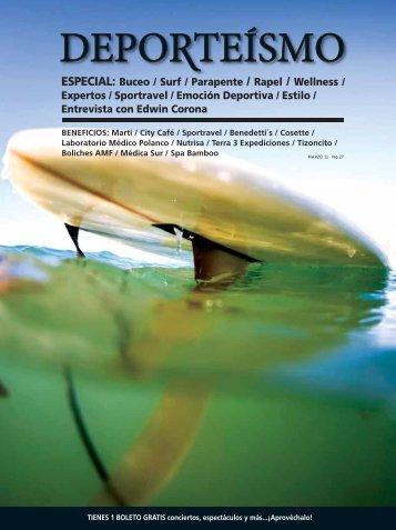 ESPECIAL: Buceo / Surf / Parapente / Rapel ... - Deporteismo