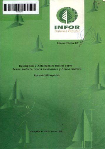 147 Descripcion ... sobre Acacia Dealbaca.pdf - Repositorio Digital ...