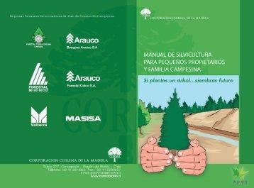 Empresas Forestales Patrocinadoras del Plan de ... - Corma Bio Bio