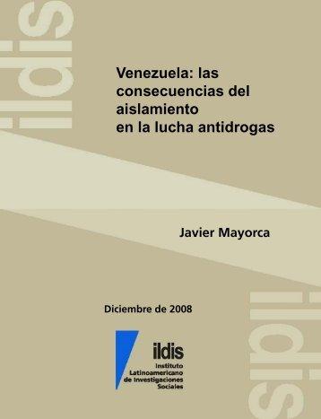 Venezuela: las consecuencias del aislamiento - Ildis