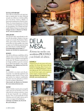 Revista Elle - Murillo Café