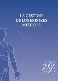 La gestión de los errores médicos - Bioética