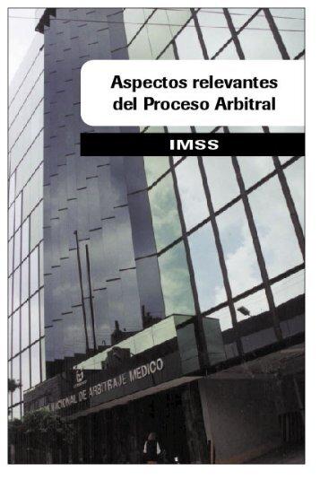 IMSS - Comisión Nacional de Arbitraje Médico