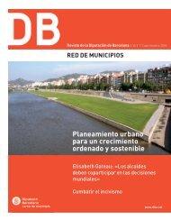 Planeamiento urbano para un crecimiento ordenado y sostenible