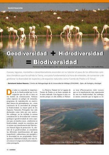 Biodiversidad Biodiversidad