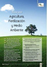Agricultura, Fertilización y Medio Ambiente - Navarra Agraria