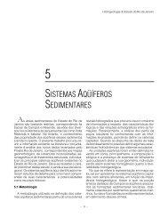 Aqüífero Sedimentares - CPRM