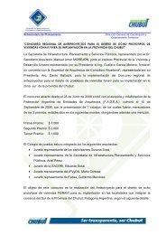La Secretaria de Infraestructura, Planeamiento y Servicios Públicos ...