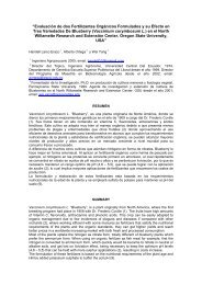 """""""Evaluación De Dos Fertilizantes Orgánicos Formulados y Su Efecto ..."""