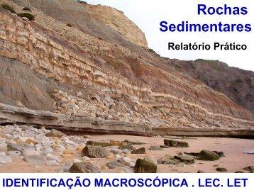 Relatório Prático de Rochas sedimentares.pdf - geomuseu