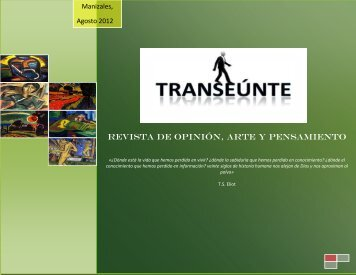 Edición 8 - Revista Transeúnte