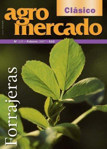 Fertilización de alfalfa - Revista Agromercado
