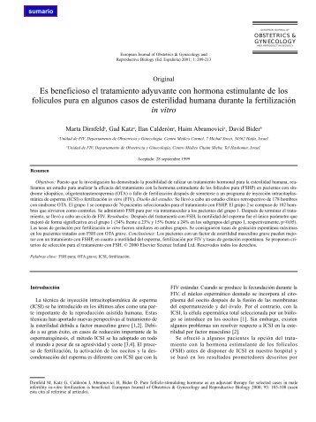in vitro - El Médico Interactivo