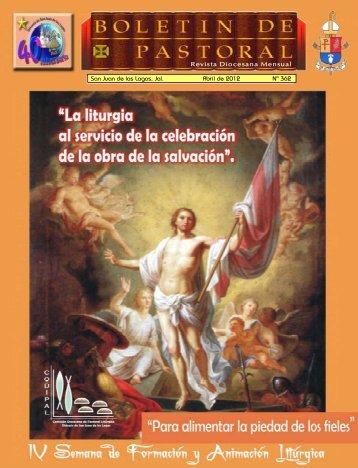 IV Semana de Animación y Formación Litúrgica - Diócesis de San ...