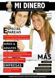 MI DINERO: Tu Revista de Finanzas Personales Nro. 23 ... - Minidocs