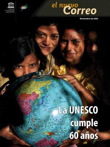 La UNESCO cumple 60 años; The New courier ... - unesdoc - Unesco