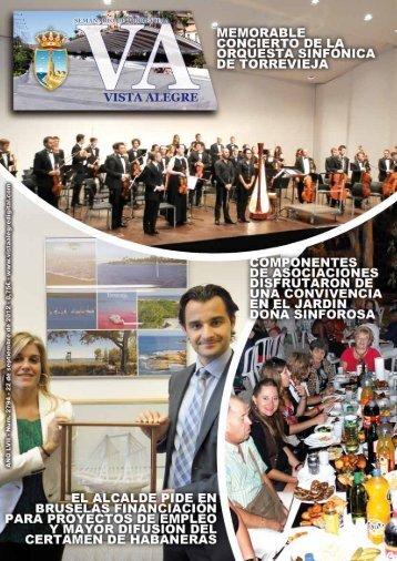 sábado 22 septiembre 2012 - Vista Alegre Digital