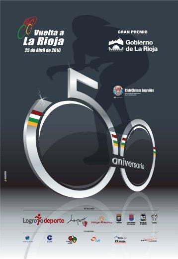 Libro de ruta [PDF 11,3 Mb] - Vuelta a La Rioja