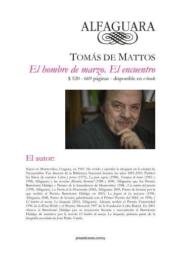 El hombre de marzo. El encuentro - Prisa Ediciones